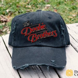 The Doobie Brothers band Embroidered Hat, Distressed Baseball Cap - Collection 3D Full Printing I2D2