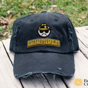 Lowrider Embroidered Hat, Distressed Baseball Cap - Collection 3D Full Printing I1D5